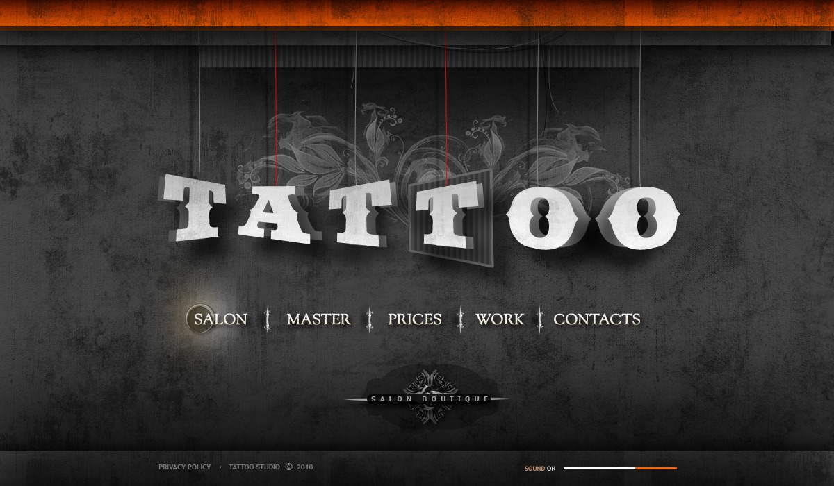 Tattoo Salon Flash Template 31368 Ideas And Designs