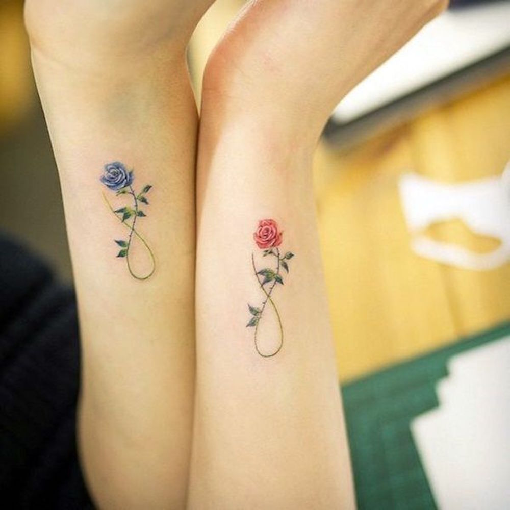 It S About Time That Matching Tattoos For Sisters Become A Fad Ideas And Designs