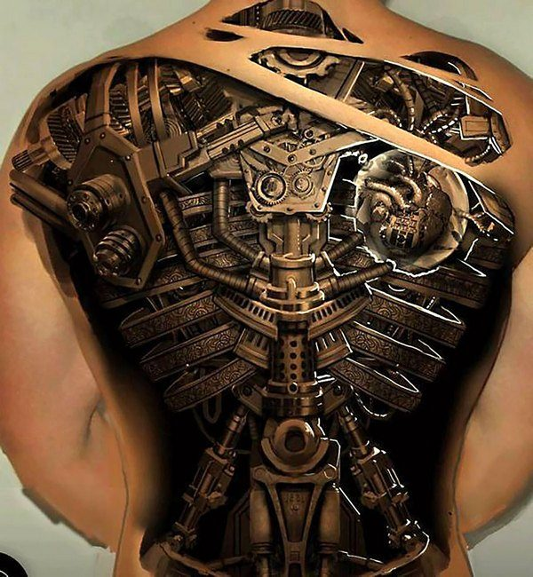 150 Most Realistic 3D Tattoos Ultimate Guide August 2019 Ideas And Designs