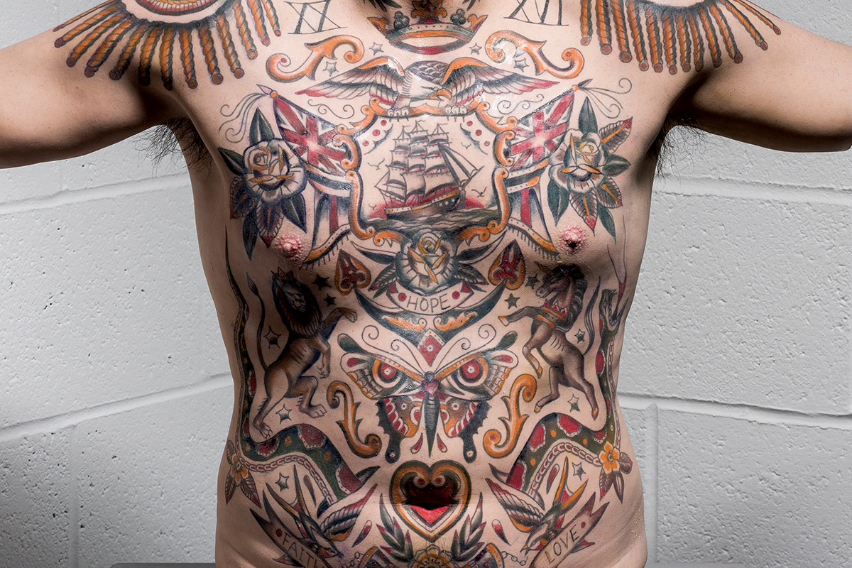 Tattoos How The Art Gets Under Our Skin New Scientist Ideas And Designs