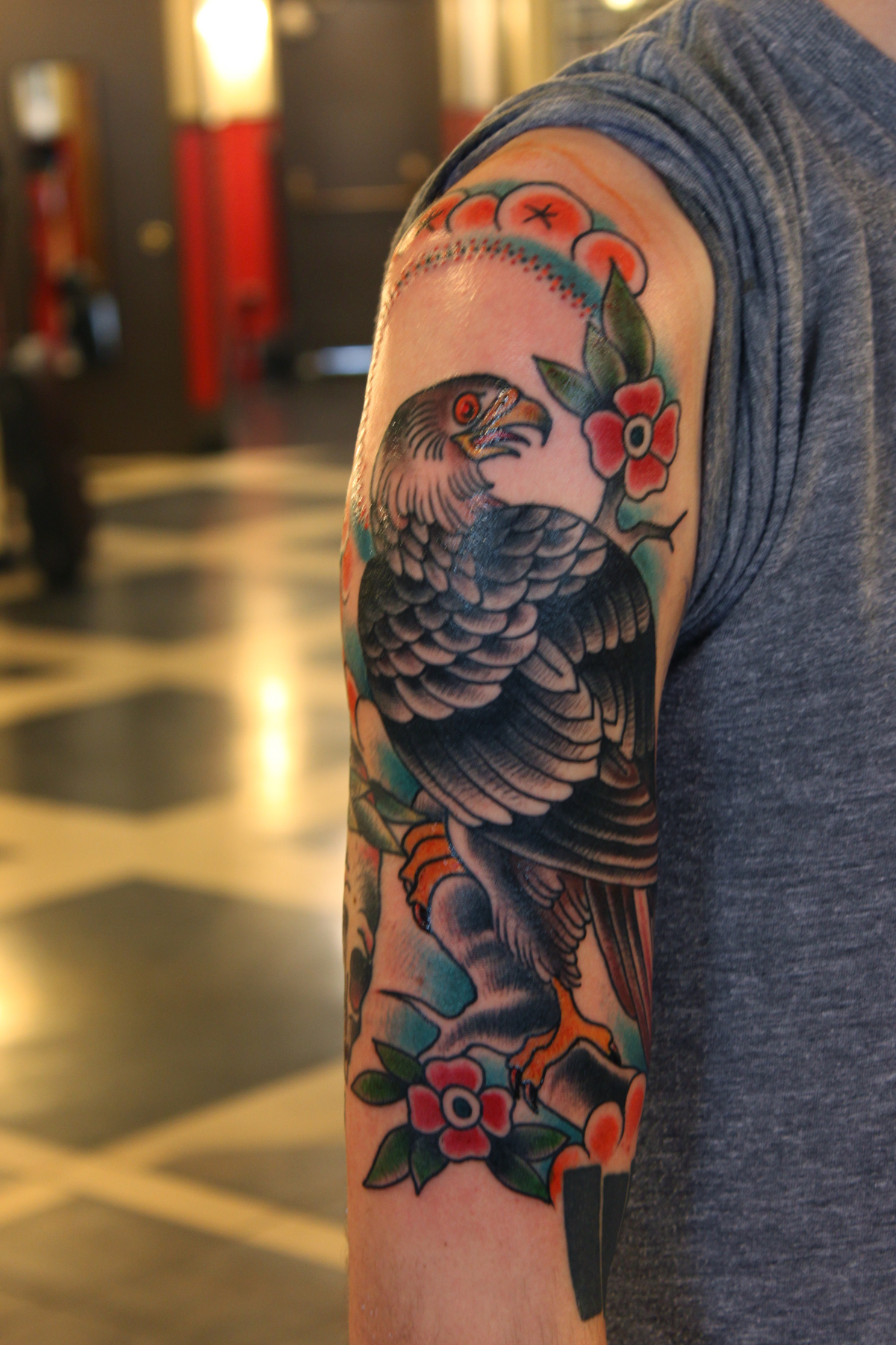 Tattoo Artists Depot Town Tattoo Ideas And Designs