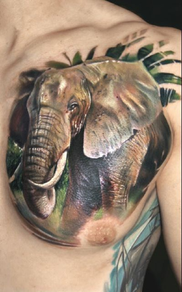 50 Majestic Elephant Tattoo Design Variations And Ideas And Designs