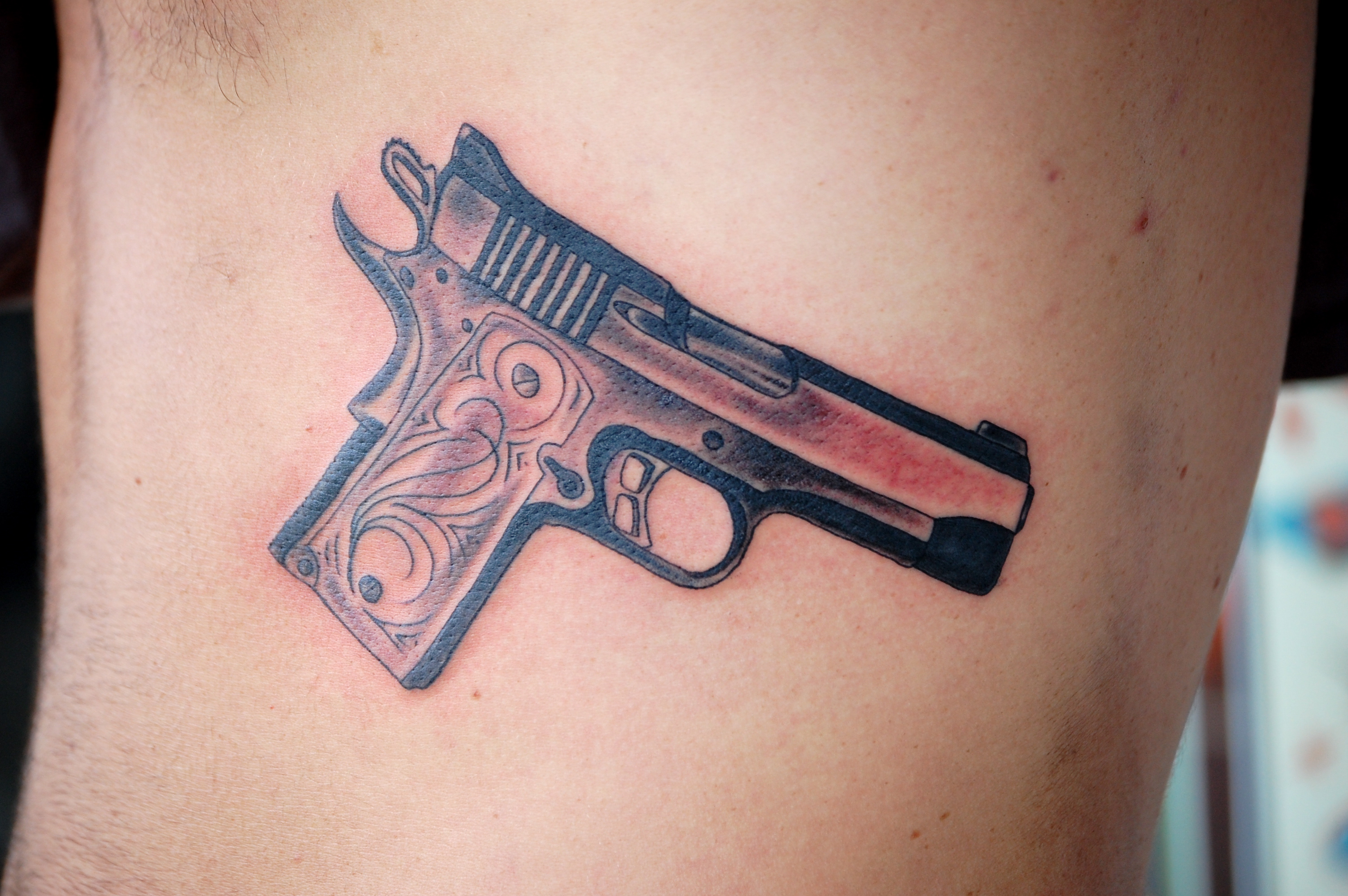 1911 Tattoos By Nick Kelly Ideas And Designs