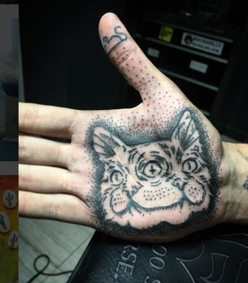 50 Hand Palm Tattoos Designs And Ideas 2019 Tattoo Ideas Ideas And Designs
