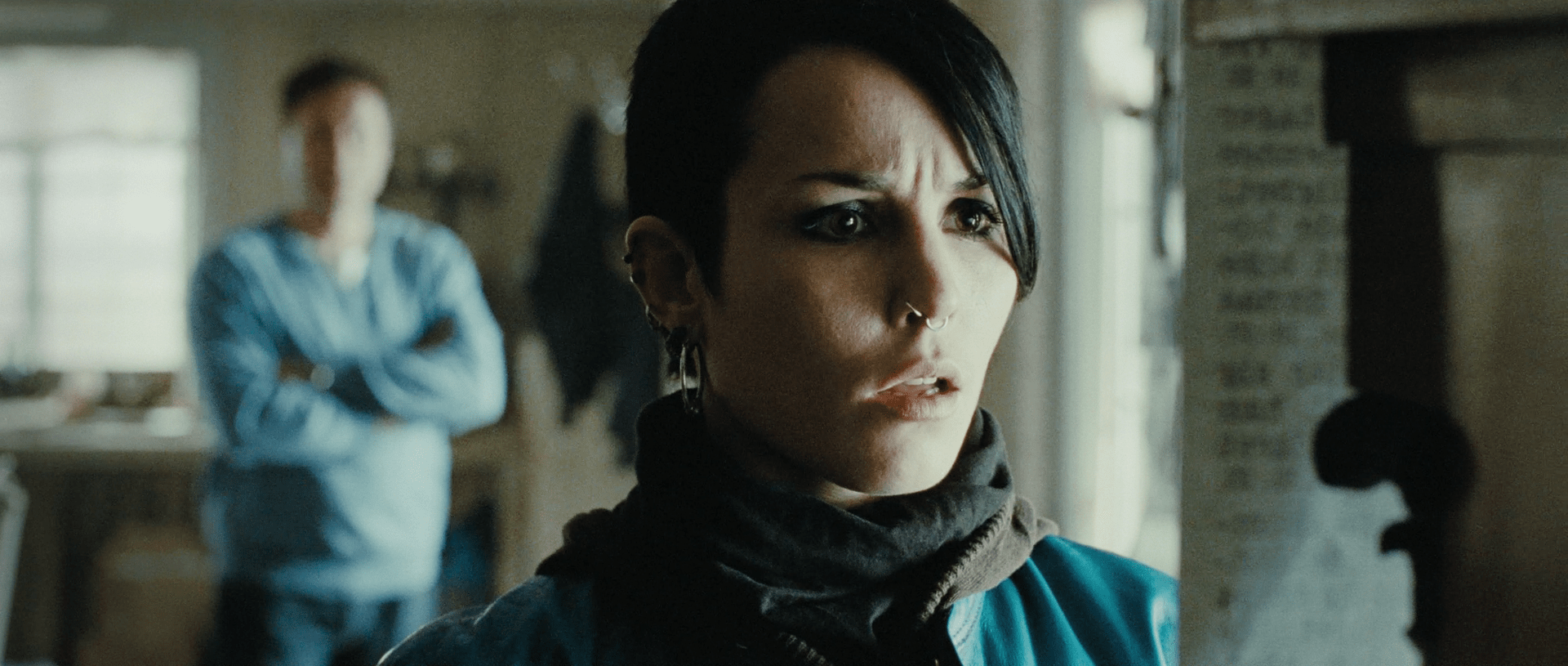 'The Girl With The Dragon Tattoo' 2009 Review Express Ideas And Designs