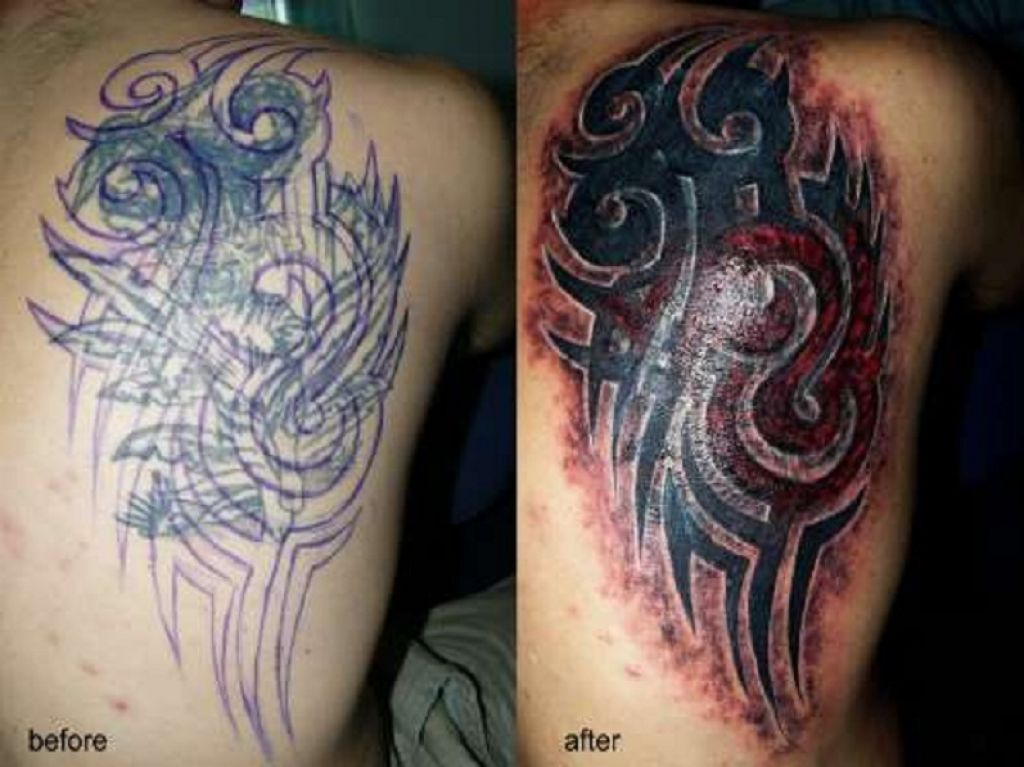 Side Back Tribal Cover Up Tattoo Designs Inofashionstyle Com Ideas And Designs