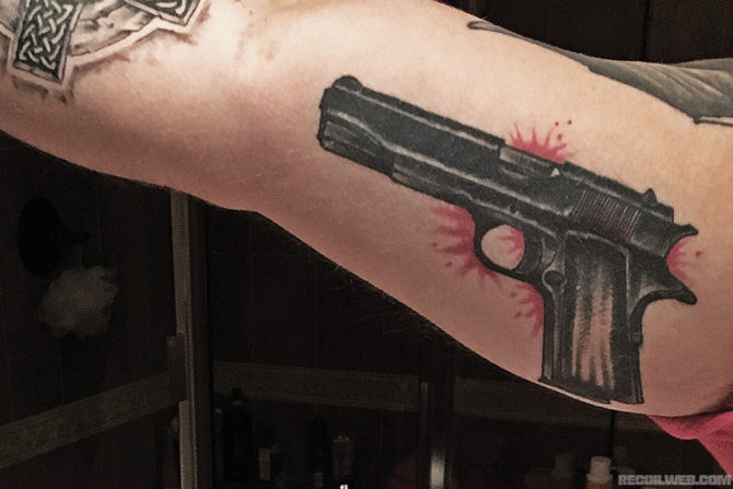 Show Us Your Tats Issue 38 Recoil Ideas And Designs