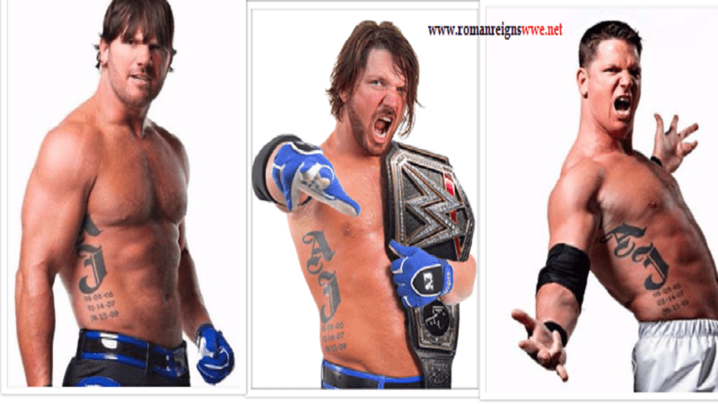 A J Styles Height Weight Body Statistics Healthy Celeb Ideas And Designs