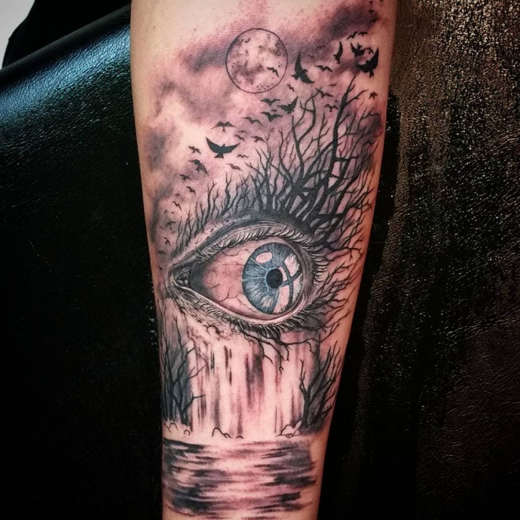 19 Waterfall Tattoo Designs Ideas Psd Word Eps Ideas And Designs
