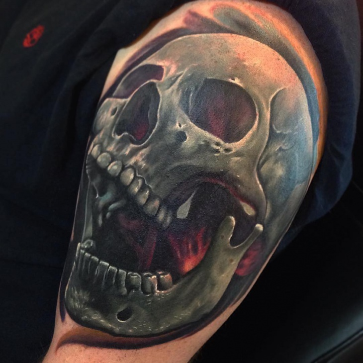 40 Skull Tattoo Designs Ideas Design Trends Premium Ideas And Designs