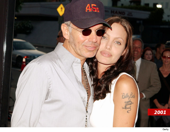 Billy Bob Thornton Gives Angelina Jolie Tips For Brad Pitt Ideas And Designs