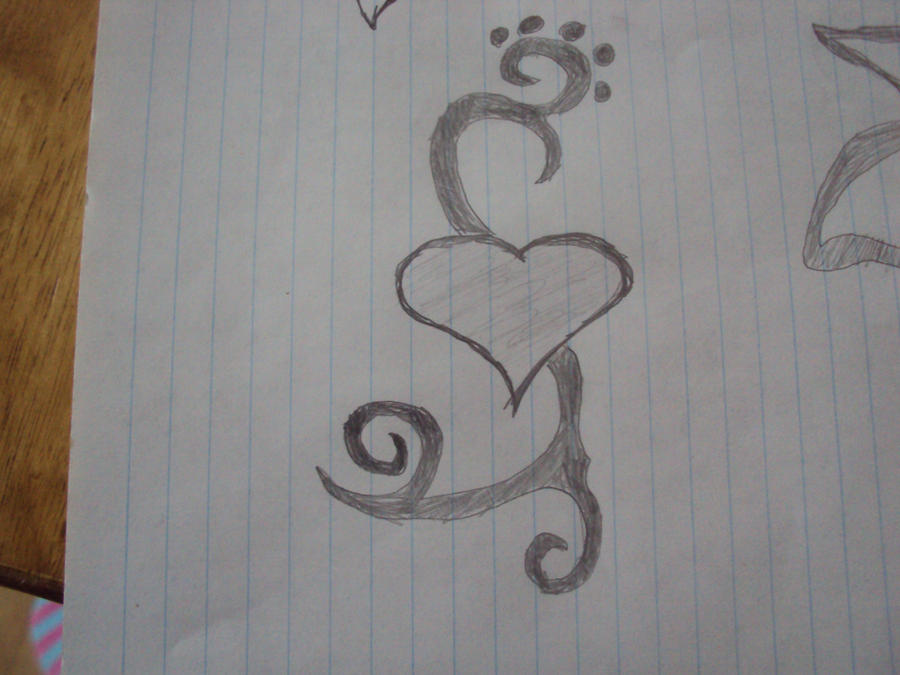 My Tattoo Ideas Intertwined Heart By Doomgrace On Deviantart Ideas And Designs