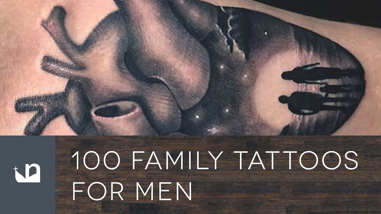 100 Family Tattoos For Men Youtube Ideas And Designs