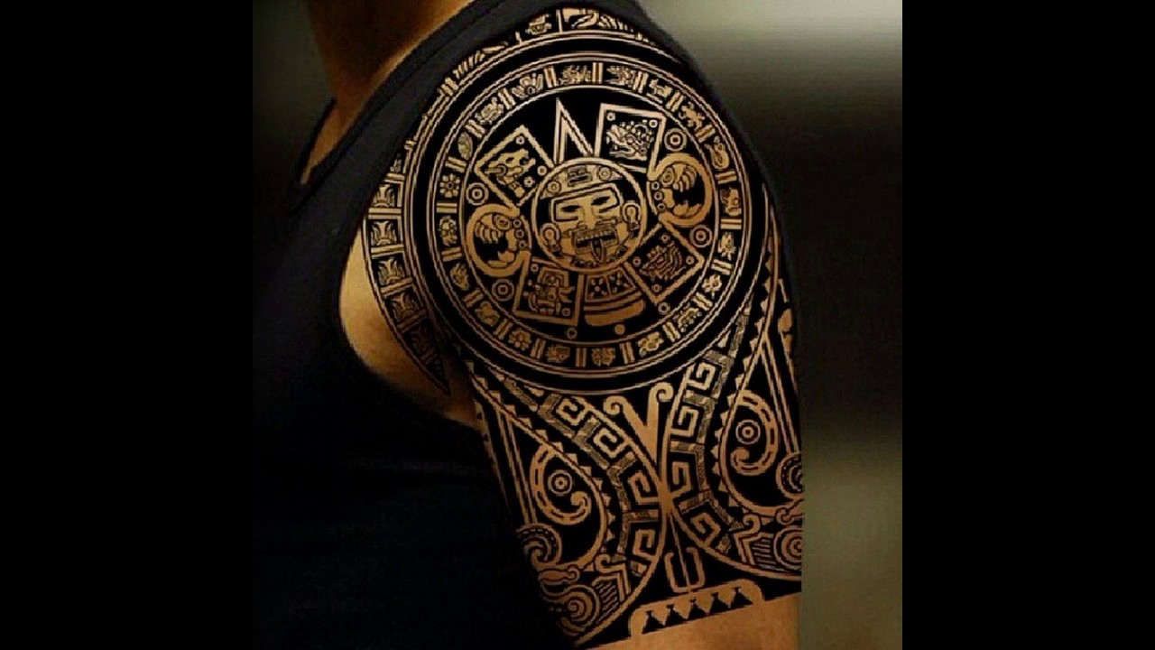 Tattoo Ideas For Guy Chest Arm Shoulder Tattoos Ideas And Designs