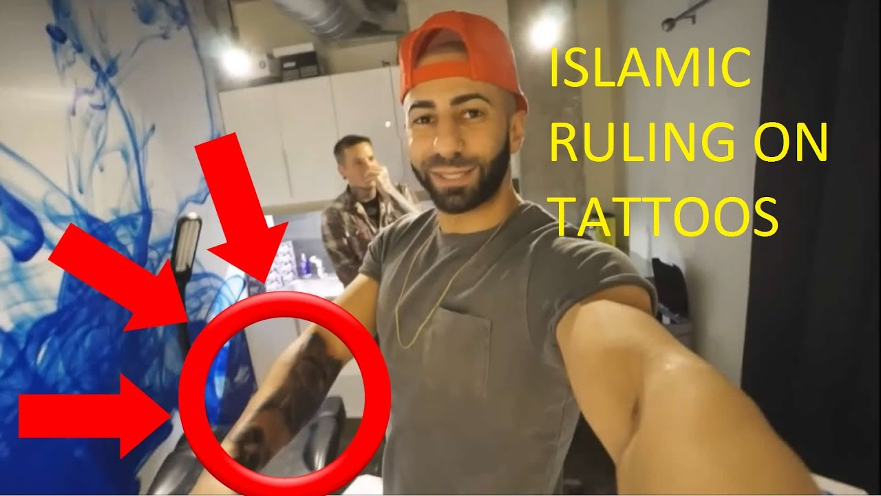 Fouseytube New Tattoo Islamic Ruling Youtube Ideas And Designs
