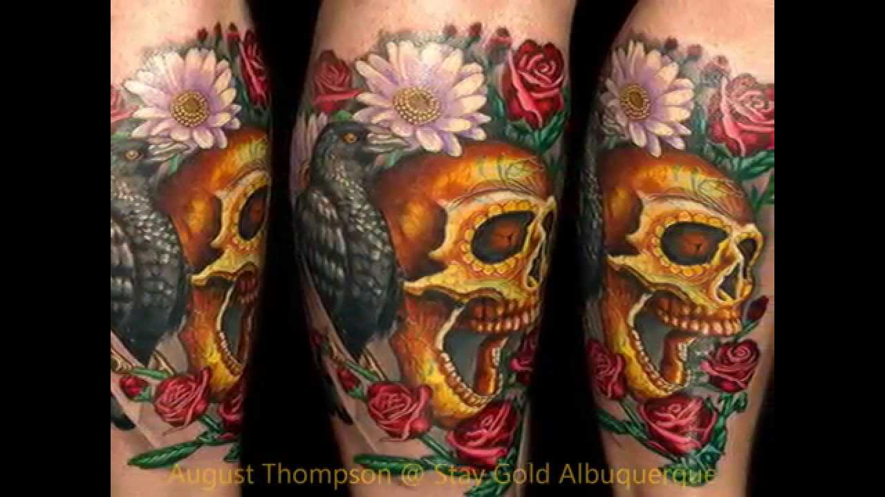 Tattoos By August Thompson Stay Gold Tattoo Albuquerque Ideas And Designs