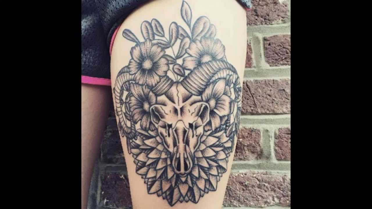 30 Cool Capricorn Tattoo Designs And Ideas – Main Meaning Ideas And Designs