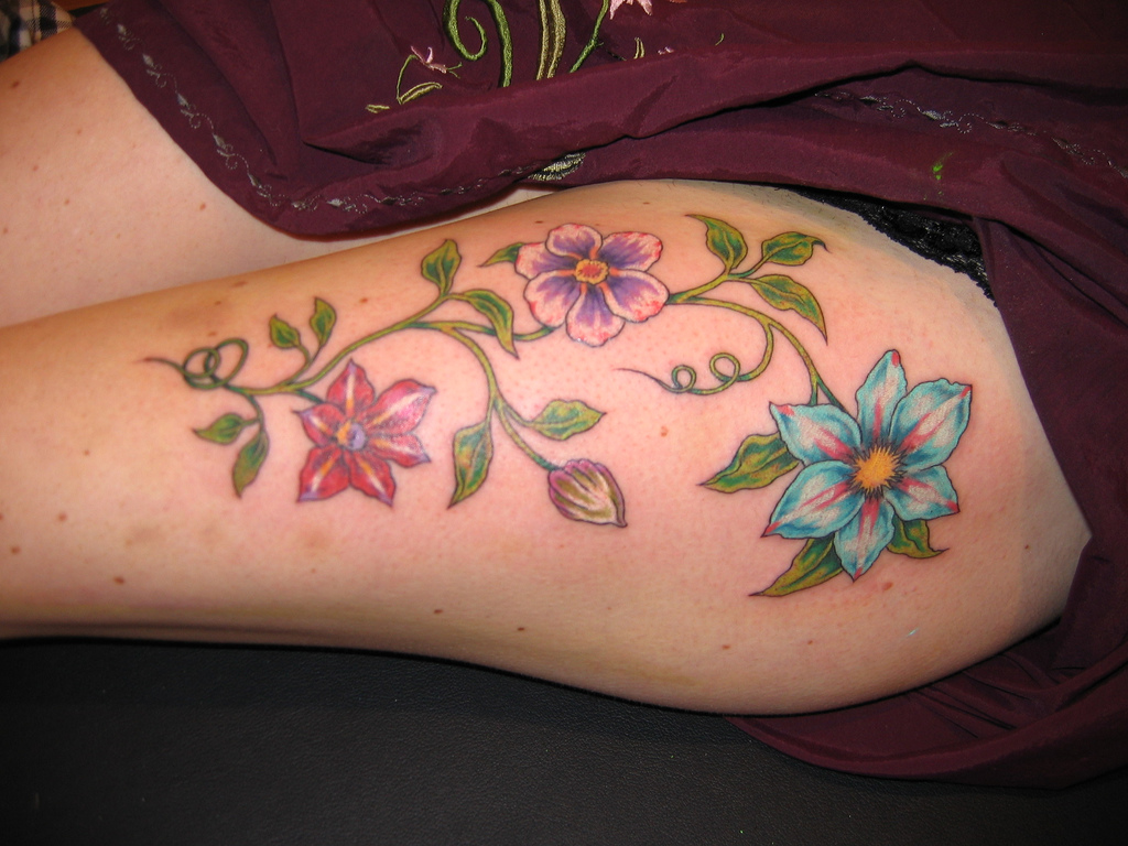 Cute S*Xy Feminine Tattoos Tattoo More Ideas And Designs