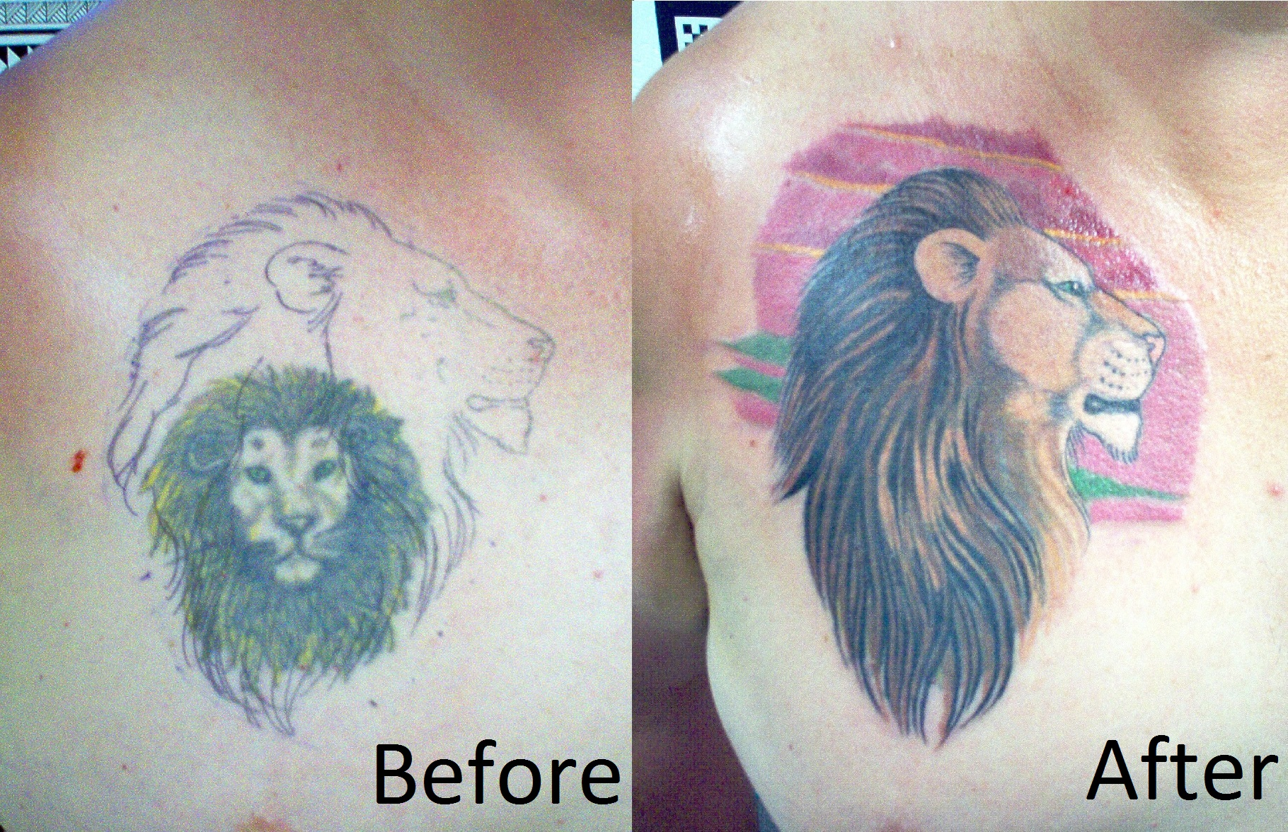 Fix The Worst Tattoos Of Your Life At Big Island Tattoo Ideas And Designs