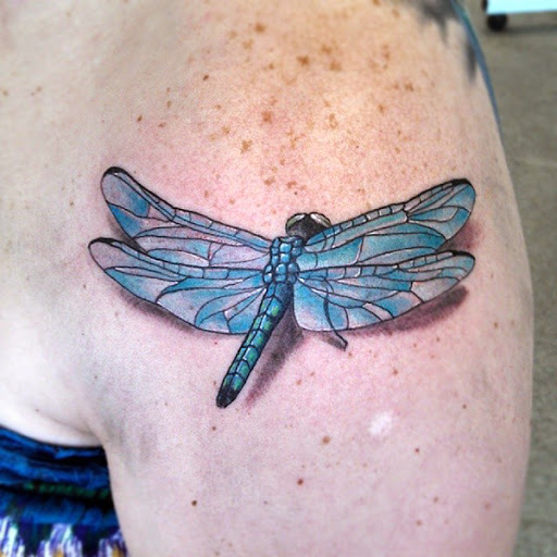 45 Best Dragonfly Tattoos Designs And Ideas Ideas And Designs
