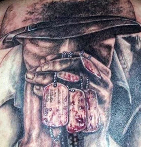 50 Best Military Tattoos For Men 2019 Tattoo Ideas 2019 Ideas And Designs