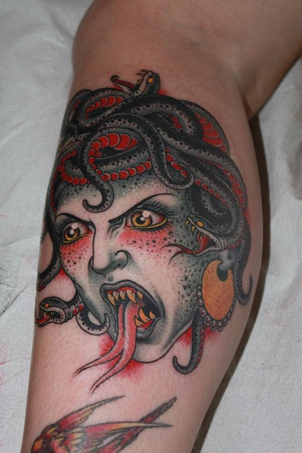 Medusa Tattoos Designs And Meanings Styles 2D Ideas And Designs