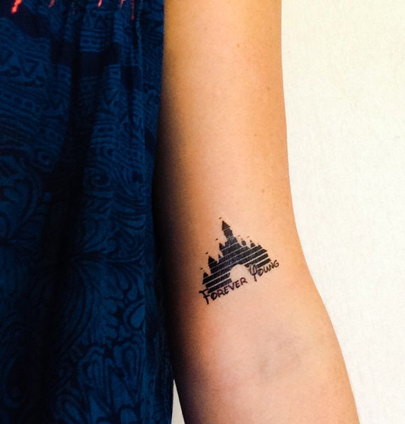 7 Disney Princess Temporary Tattoos So You Can Be The Ideas And Designs