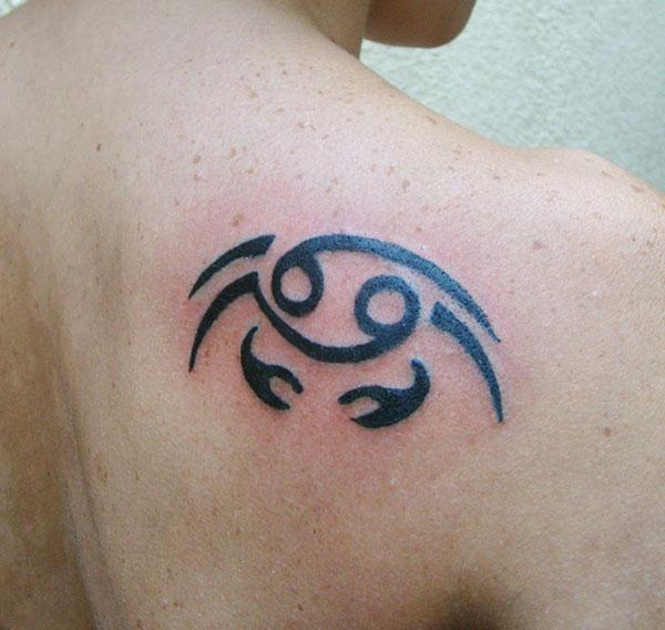 Cancer Zodiac Tattoo Design Ideas For Men And Women Ideas And Designs