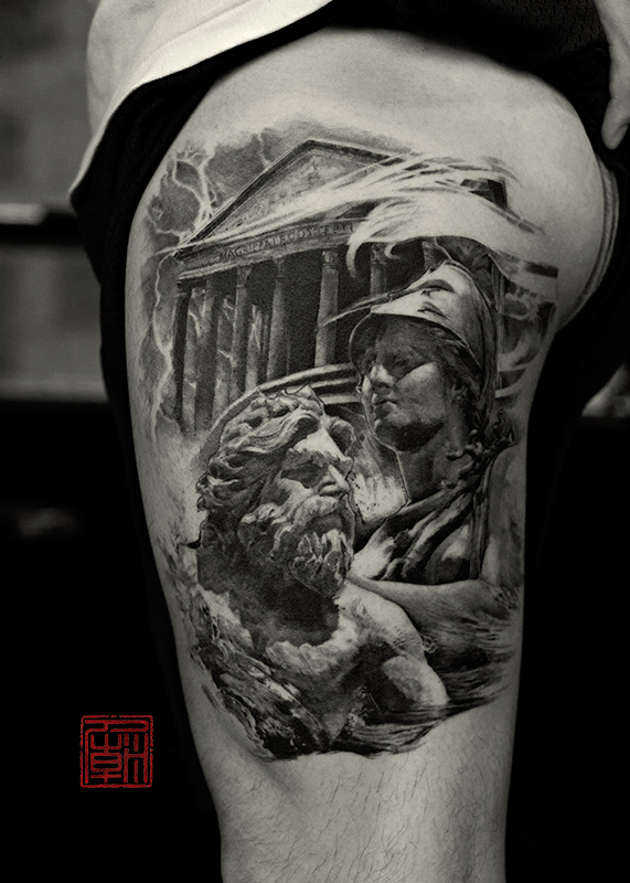 Greek Tattoos Design Ideas Pictures Gallery Ideas And Designs