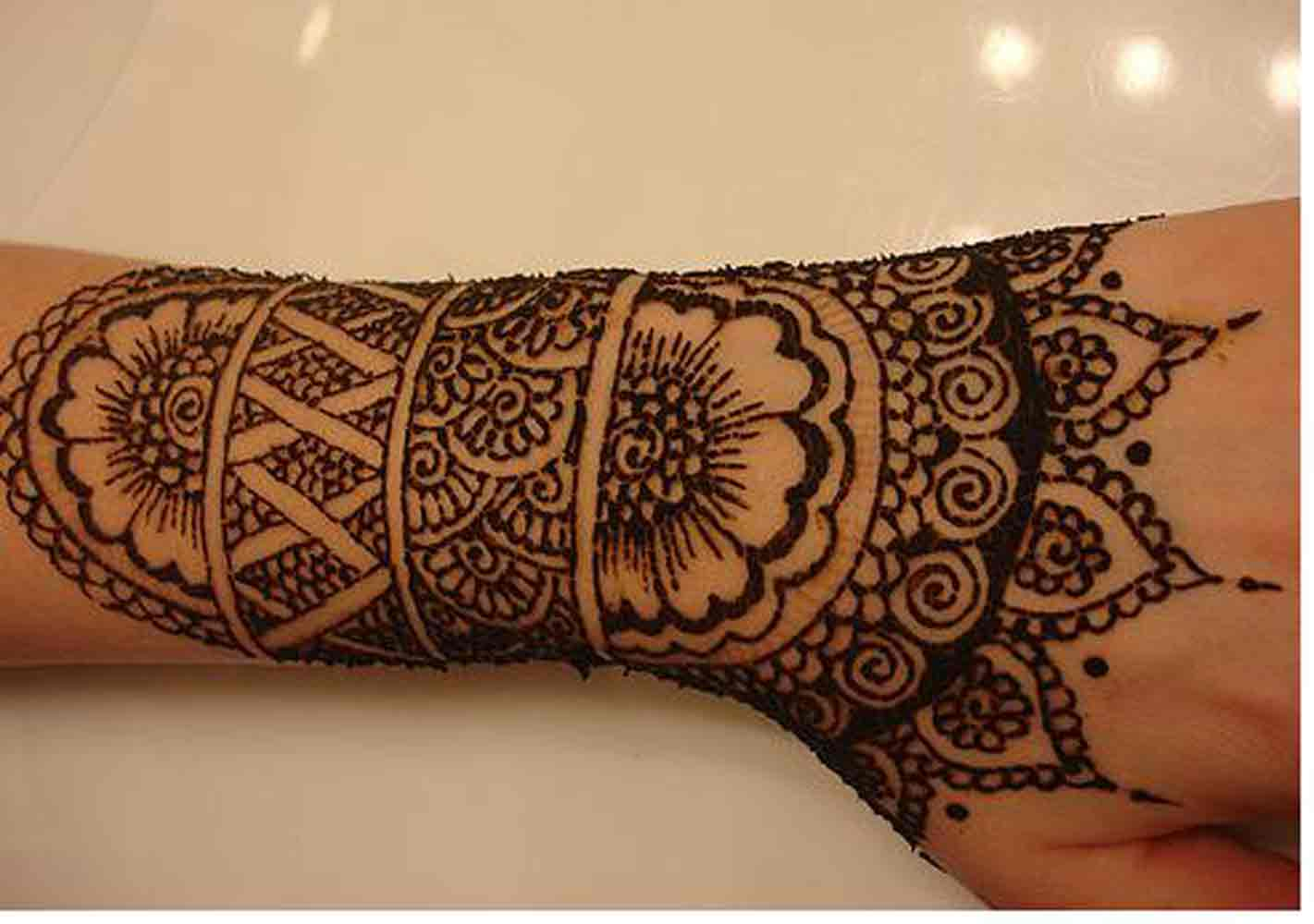 Henna – Tattooed By Life Ideas And Designs