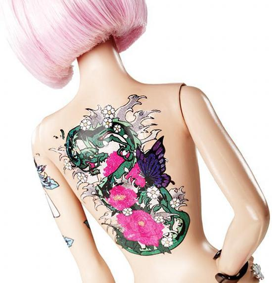 Tattoo Barbie Tower Review Ideas And Designs