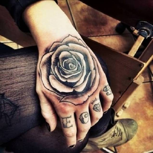 3D Flower Tattoos – Truetattoos Ideas And Designs