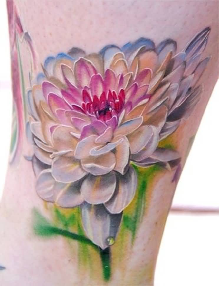 25 Most Beautiful 3D Flower Tattoo Ideas – Lovely Flower Ideas And Designs