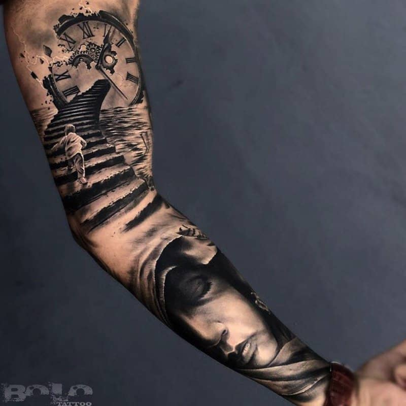 How Much Does A Sleeve Tattoo Cost Ideas And Designs