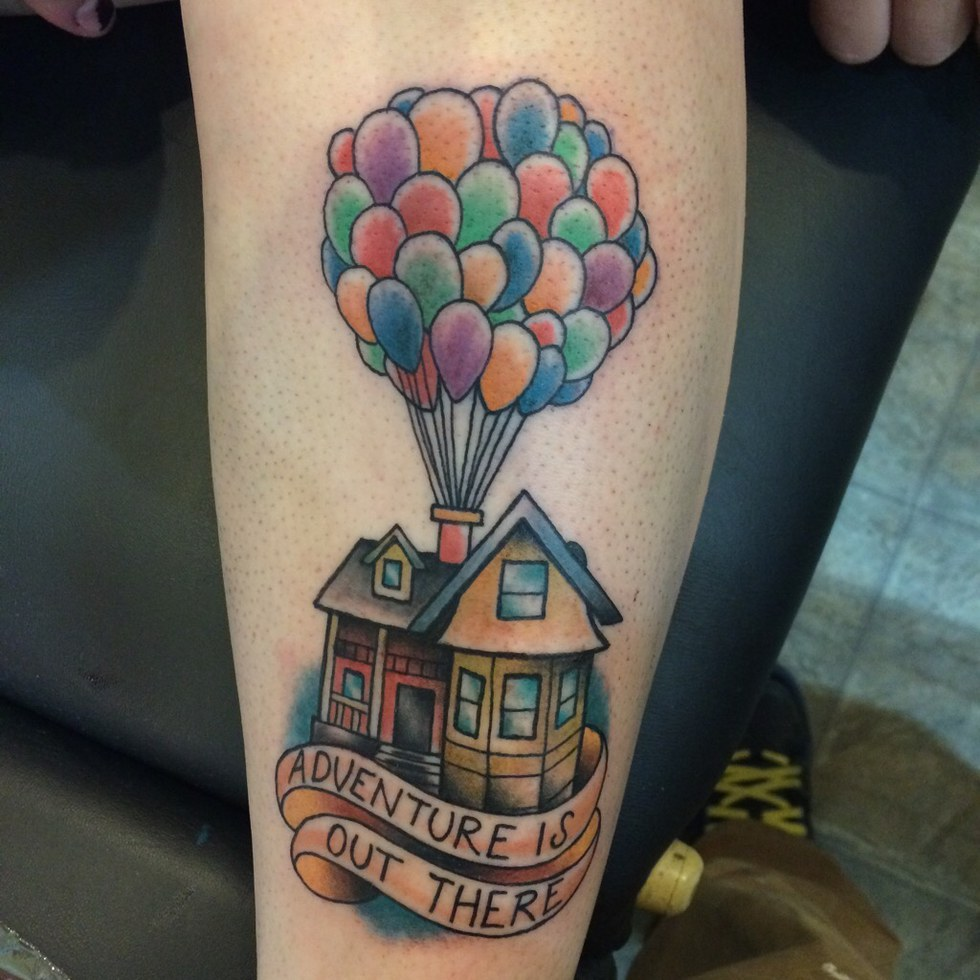24 Tattoos That Prove There Is More Than Meets The Eye Ideas And Designs