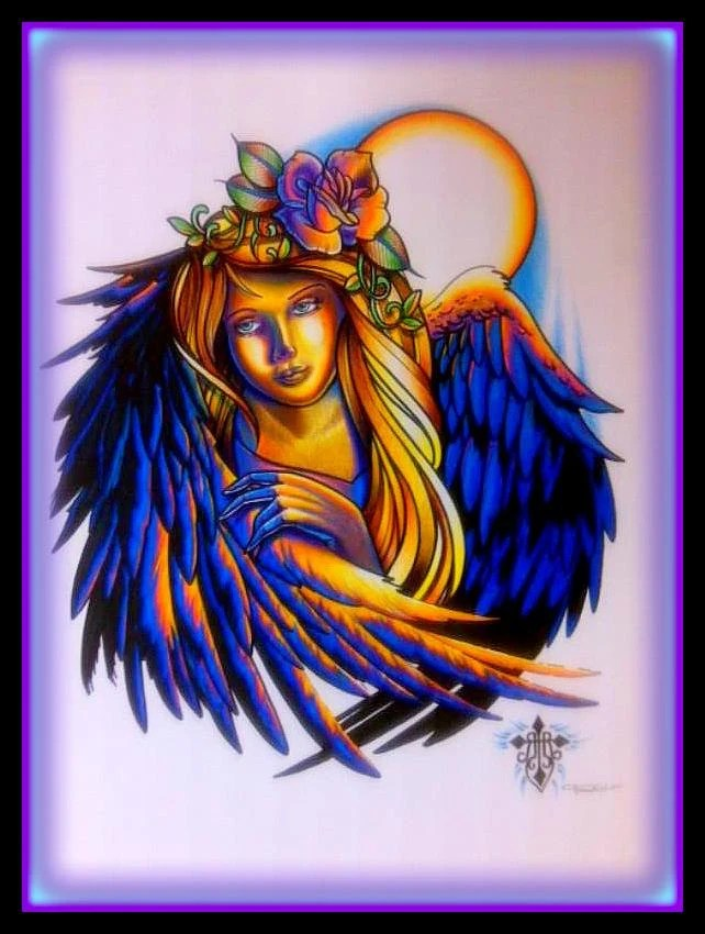Items Similar To Prints Angel Adam Eve Garden Ideas And Designs