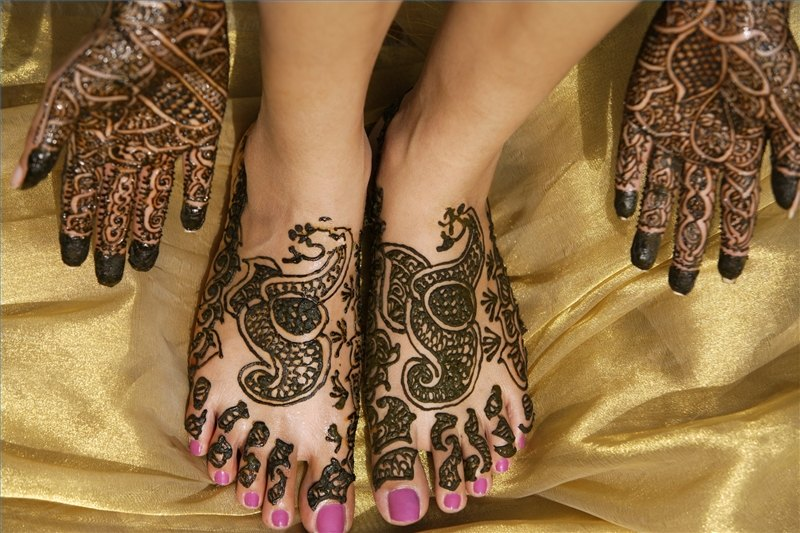 How To Care For A Henna Tattoo Ehow Ideas And Designs