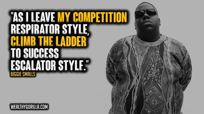 25 Biggie Smalls Quotes And Sayings Stock Quotesbae Ideas And Designs