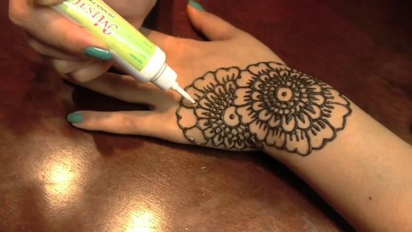 How To Apply A Henna Tattoo Quora Ideas And Designs