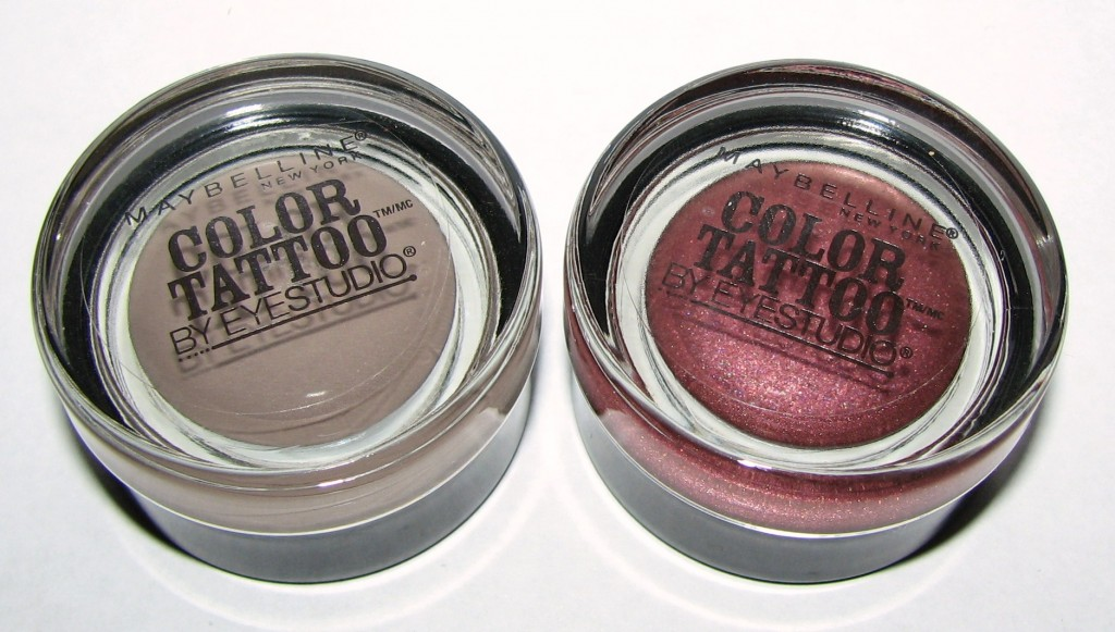 Maybelline Tough As Taupe And Pomegranate Punk Eye Studio Ideas And Designs