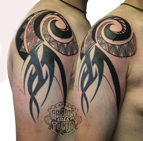 28 Adding To A Tribal Tattoo Best 25 Tribal Tattoos Ideas And Designs