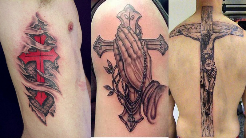 14 Best Christian Tattoo Designs With Meanings Styles At Ideas And Designs