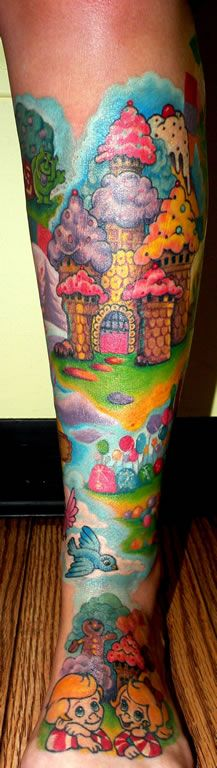 Candy Tattoo On Pinterest Tattooed Man Tattoos And Body Ideas And Designs