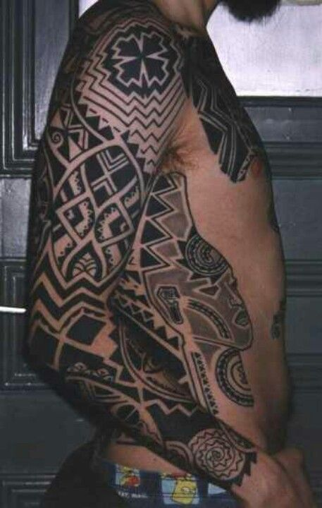 African Tattoos Tatted Up Pinterest Africans Ideas And Designs