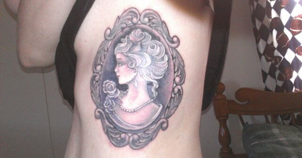 Cameo Tattoo By Billy At Royal 1 Tattoo In Fort Worth Ideas And Designs