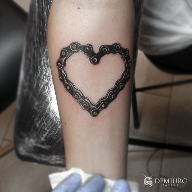 21 Best Images About Tattoos On Pinterest Bike Chain Ideas And Designs