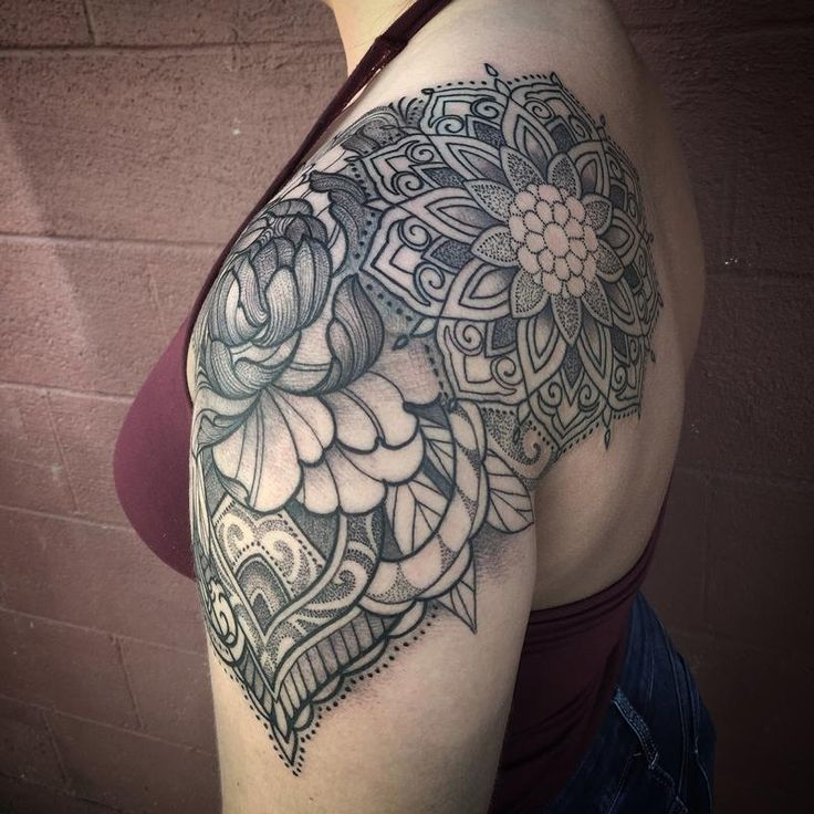 1000 Ideas About Shoulder Cap Tattoo On Pinterest Ideas And Designs