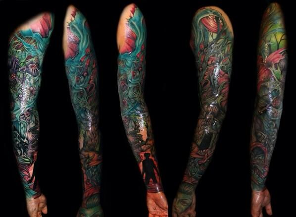 A Day To Remember Homesick Sleeve Tattoos Pinterest Ideas And Designs