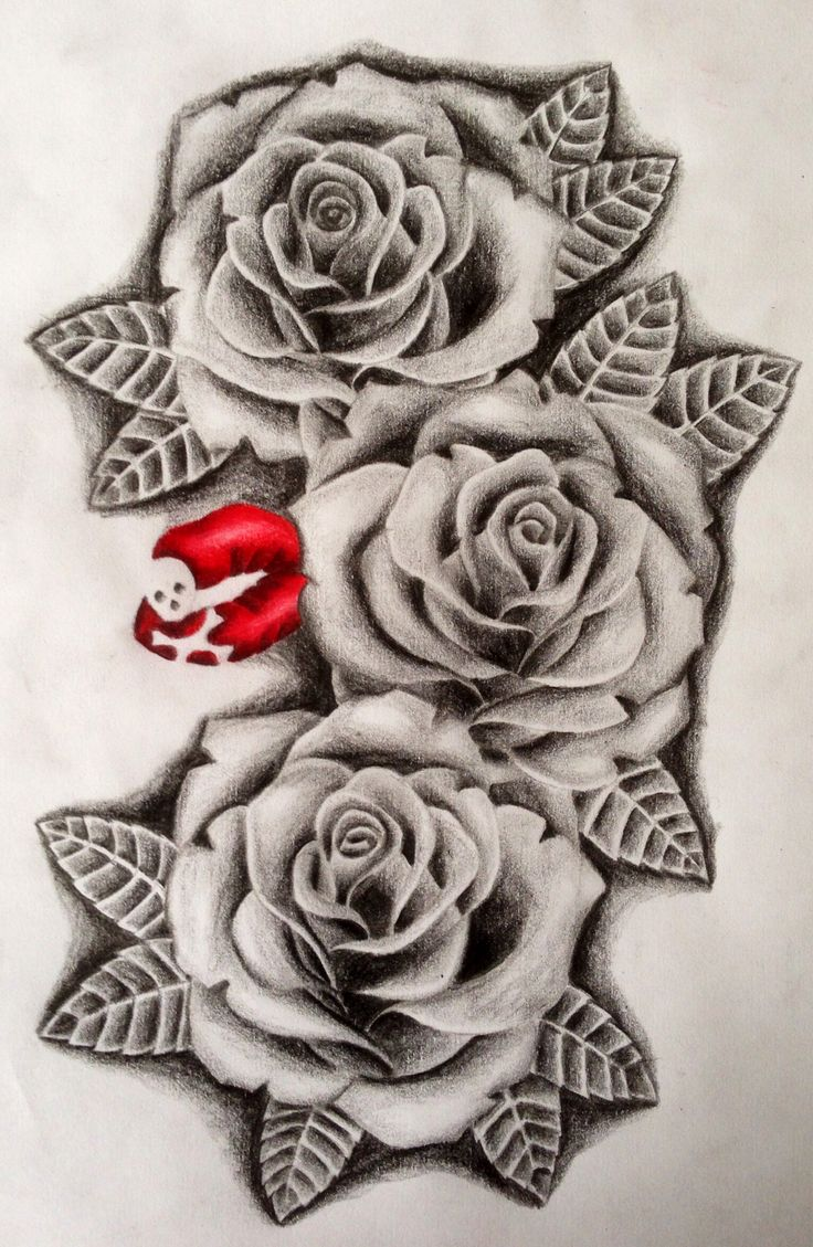 Some Realistic Roses Tattoo Tattooroses Tattoodesigns Ideas And Designs