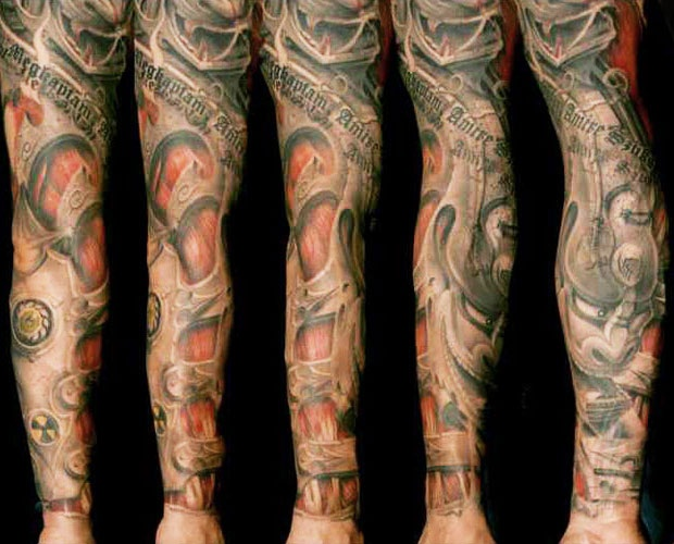 17 Best Images About Biomechanical Tattoo Gallery On Ideas And Designs